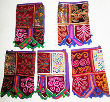 Toran Window Door Indian Hand Embroidered Decor Valance Hanging Wholesale Lot
