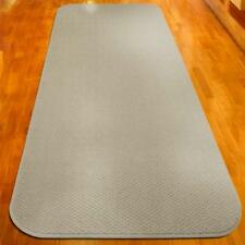20 ft x 27 in SKID-RESISTANT Carpet Runner IVORY CREAM hall area rug floor mat