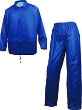 Delta Plus Panoply EN400 PVC Impermeable Chubasquero Pantalones Chaqueta Kit