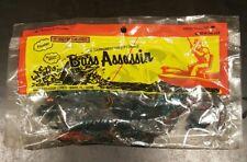 """Bass Assassin 5.5/"""" Lizard Camouflage 9PK"""