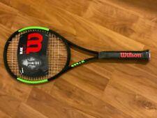 Wilson Blade 98L 16X19 Tennis Racquet, GRIP 4 1/2,  STRUNG, NEW