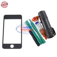 FREE SHIP for iPod Touch 3rd Gen 3 Original LCD Digitizer Glass +UV Glue ZJLT155
