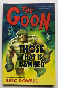 The Goon Those That Is Damned Vol. 8 NEW Dark Horse Graphic Novel Comic Book