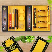 38 in 1 Tool Repair Mobile Phone PC Pentalobe&Torx Screwdriver Kit Set UK SELLER
