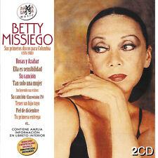 BETTY MISSIEGO-SUS PRIMEROS DISCOS -2CD
