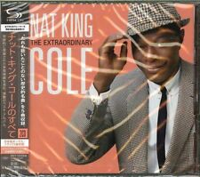 NAT KING COLE-THE EXTRAORDINARY & UNISSUED-JAPAN 2 SHM-CD BONUS TRACK H40