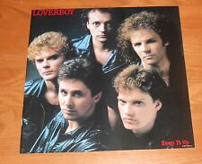 Loverboy Keep It Up Poster Flat Square 1983 Promo 12x12 RARE