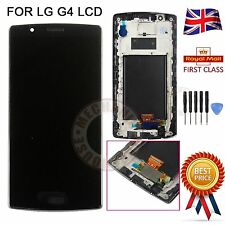 For LG G4 H810 H811 H815 LCD Touch Screen Digitizer Display Replacement & Frame