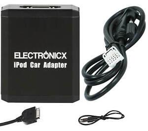 Adapter Aux IPHONE IPAD Ipod CD Changer Toyota, Lexus, Scion, Daihatsu 12 Pin K