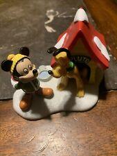 Dept. 56 Disney A Special Snack For Pluto Nice
