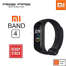 Rdy STOCK Global Version Xiaomi Mi Band 4 Touch Screen AMOLED Smart Wristband