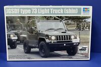 Trumpeter 05520 1:35 JGSDF Mitsubishi Type 73 Light Truck (Shin) Kit Military
