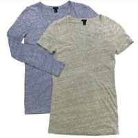 J. Crew Bundle: Scoop Neck T-Shirt in Slub Cotton Size XXS