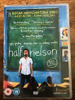Ryan Gosling HALF NELSON ~ 2006 Drug Addicted Teacher Drama UK DVD