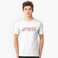 KATTY PERRY WITNESS TOUR WHITE T-SHIRT S M L XL 2XL.unisex- women ready alb