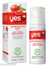 Yes To Tomatoes Organic Daily REPAIR TREATMENT For Combination Skin 50ml
