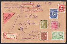 Briefmarken aus dem deutschen Reich (1900-1918)