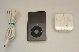 Apple iPod Classic 7th Generation 160GB - Gray - Tested - A1238