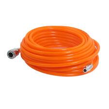 H● 8x 5mm Polyurethane PU Air Compressor Hose Tube Orange Bidhx.