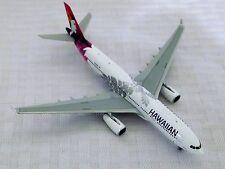 GEMINI JETS HAWAIIAN AIRLINES AIRBUS A330-200 1:400 DIE-CAST MODEL GJHAL1650