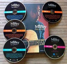 BOB MARLEY / SONGS OF FREEDOM - BOX 4CD + DVD (EU 2005)