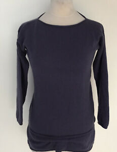 BRODIE Womens 100% CASHMERE Jumper Size Small