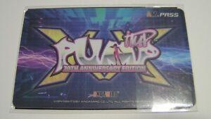 Andamiro Pump It Up XX 20th Anniversary 2019 AM.pass Card