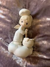 """""""Precious Moments"""" 1982 'Taste And See That The Lord Is Good' Figurine E9274"""