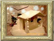 2x GIEßFORMEN KRIPPE für Krippenfiguren    gießform krippe weihnachten