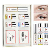 Kit Recourbe Cils Curling Yeux Eyelash Friser Volumineux Long Perming Permanent