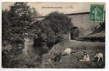 CONS LA GRANVILLE Meurthe et moselle CPA 54 le viaduc