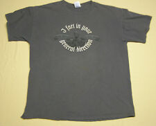 3bf2812b5 Monty Python & the Holy Grail I Fart in Your General Direction T-Shirt gray
