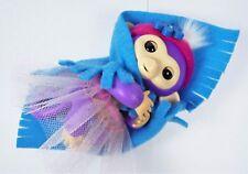 Fingerlings Baby Monkey Accessories Headband Tutu Blanket Handmade Lot NO MONKEY