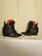 boots/bottines AIR STEP cuir noir 36