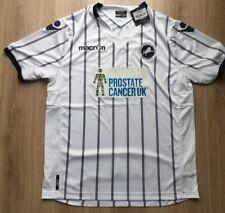 Millwall Football Shirt Original Macron Away Kit 20 Years At The Den 1993-2013