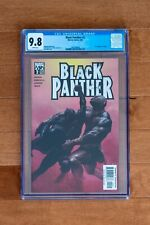 Black Panther 2 CGC 9.8 *White Pages* *1st Shuri App*