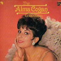 Alma Cogan - The Alma Cogan Collection (LP)