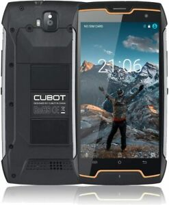 CUBOT KingKong CS Android 10 Rugged Smartphone IP68 4400mAh Batteria GPS Face ID
