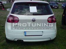 VW GOLF MK5 V 03-08 Becquet de pare-chocs arrière GTI STYLE JUPE MODULE