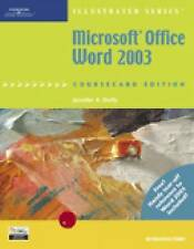 Microsoft Office Word 2003, Illustrated Introductory, CourseCard Edition by Duf