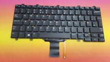 Keyboard UK Dell Latitude 12 5000 E5250 E7250 E7270 English 044K3X Backlit