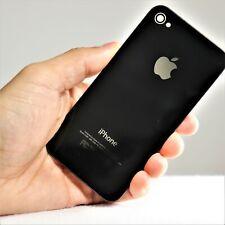Original Apple iPhone 4S Back Cover Part Black Model A1387 - Replacement Repair