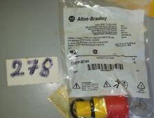 OPERATORE PULSANTE ALLEN BRADLEY ROSSO SBLOCCO A ROTAZIONE 800FP-MT44 (278