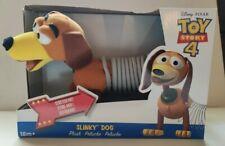 Disney Pixar Toy Story 4 Slinky Dog Plush New In Box