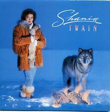 "Shania Twain's Original ""Shania Twain"" CD Blemished Case *NEW* + now w/free gift"
