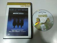 Mystic River Clint Eastwood Sean Penn - DVD Español - 1T