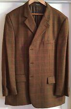 New Ing Loro Piana & C Italy Mens 100% Cashmere Blazer Jacket 48R Made In Canada