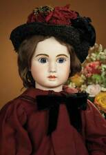 """39""""(98CM)Grand French Bisque Bebe by Jules Steiner, Figure A, with LEVER-EYE A/O"""