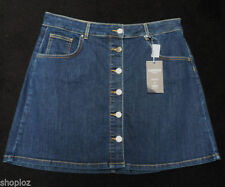 Marks and Spencer Casual Denim Mini Skirts for Women