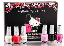 DDH08 - OPI Hello Kitty Collector's Edition - 6 Colors Lacquer .5oz